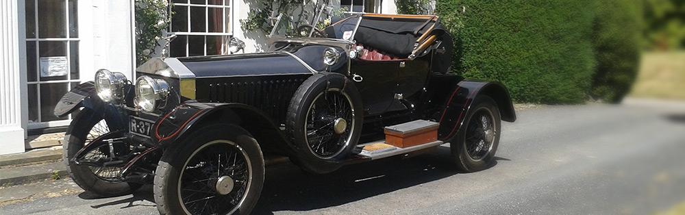 Priory Vintage Car Company